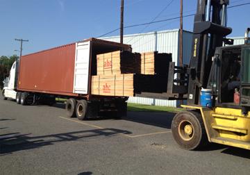 Export Lumber